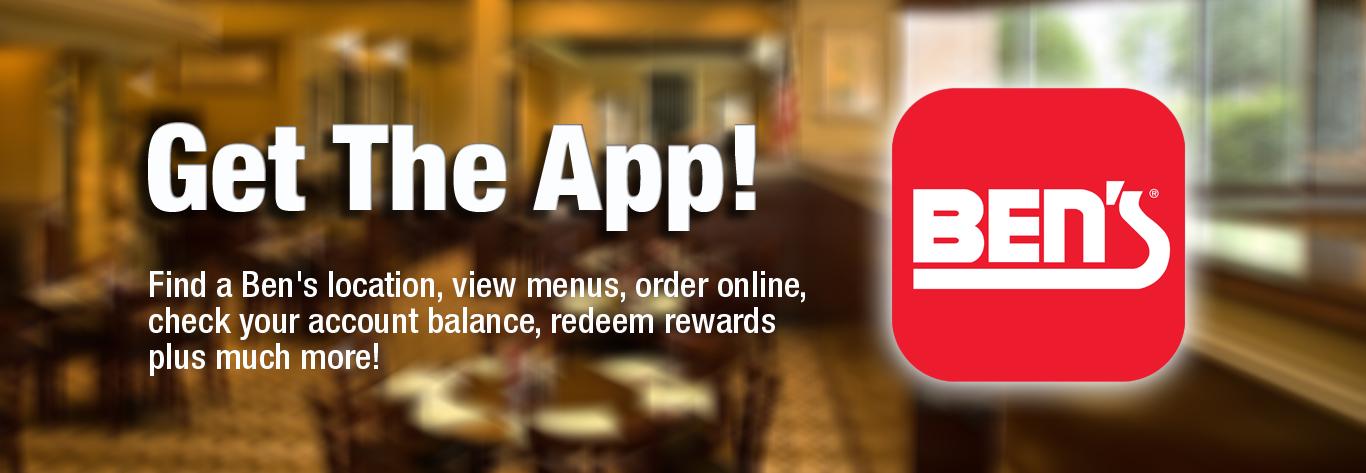 Get the Ben's App